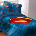 Superman Emblem Comforter Set