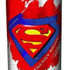 Superman Energy Drink