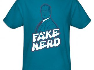 Superman Fake Nerd T-Shirt