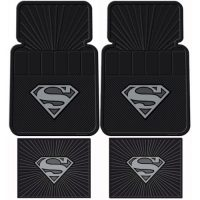Superman Floor Mats