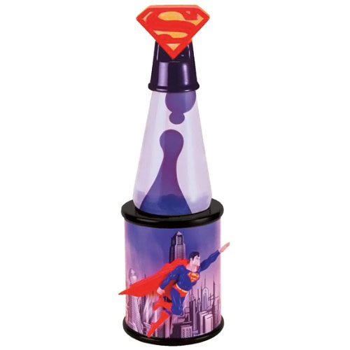 Superman Flying Motion Lamp