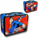Superman Flying Tin Tote