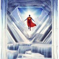 superman-fortress-of-solitude-art-print
