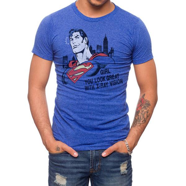 Superman Girl X-Ray Vision T-Shirt