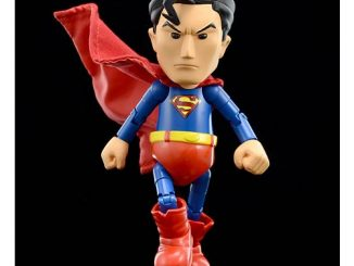 Superman Hybrid Metal Figuration Light-Up Action Figure