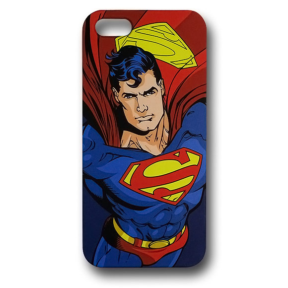 Superman-Image-iPhone-5-Hard-Case