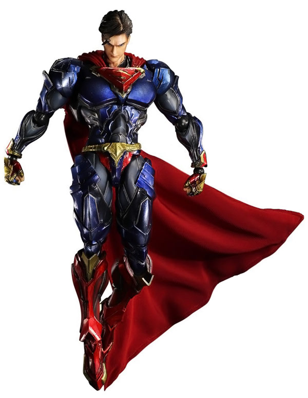 Superman Kai Variant Action Figure