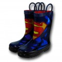 Superman Kids Costume Rain Boots