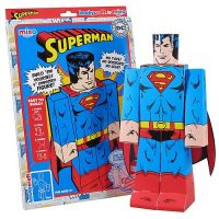 Superman Kookycraft Papercraft