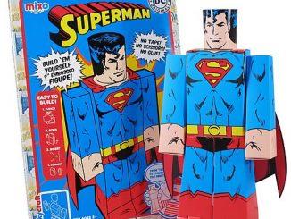 Superman Kookycraft Papercraft