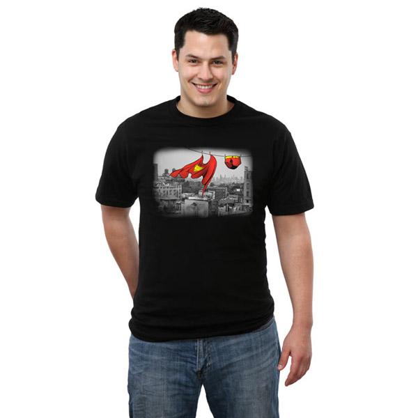 Superman Laundry T-Shirt