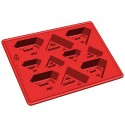 Superman Logo Silicon Ice Cube Tray
