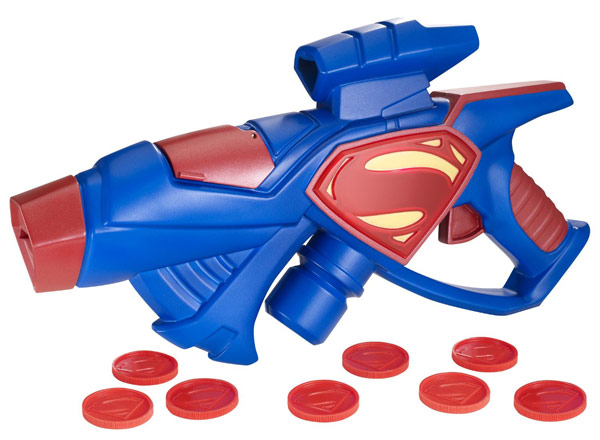 Superman Man of Steel Kryptonian Blaster