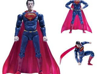 Superman Man of Steel SpruKits Level 2 Model Kit