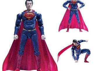 Superman Man of Steel SpruKits Level 2 Model Kit