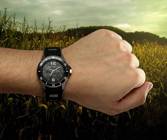 steel watch online