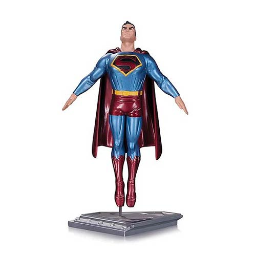 Superman Man of Steel by Darwyn Cooke Statue
