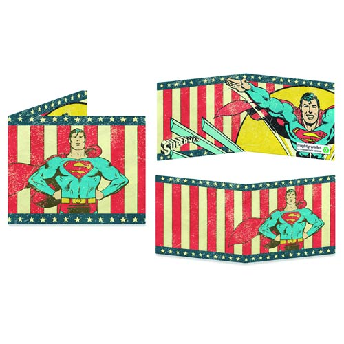 Superman Mighty Wallet