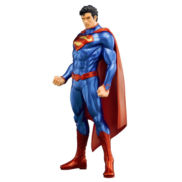 Superman-New-52-ArtFX-Statue