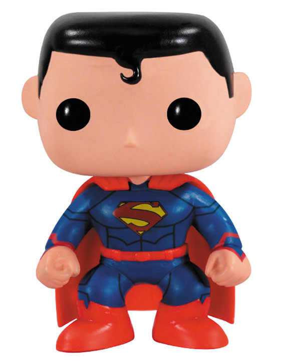Superman New 52 Pop! Vinyl Figure