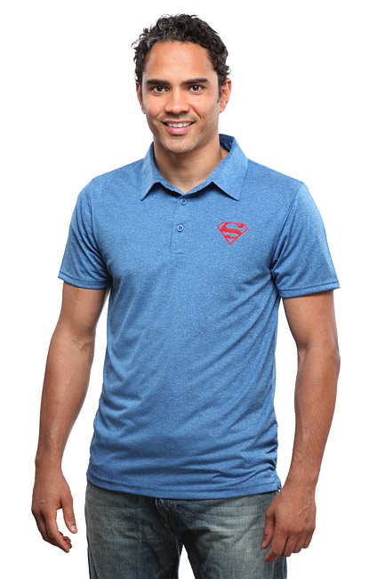 Superman Performance Polo
