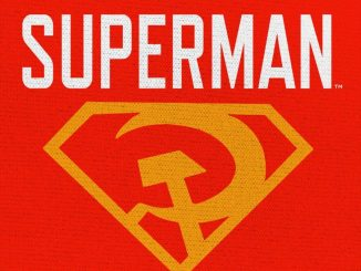 Superman Red Son Poster