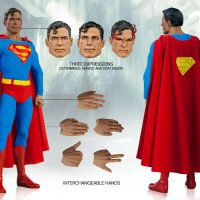 Superman Sixth Scale Figure Accessories