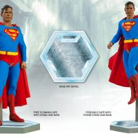 Superman Sixth Scale Figure with Display Base