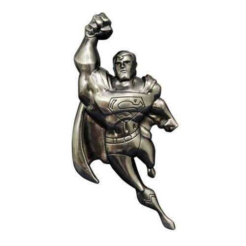 Superman The Animated Series Figural Metal Bottle Opener