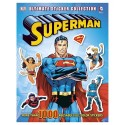 Superman Ultimate Sticker Collection Book