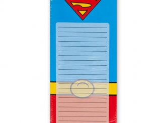 Superman Uniform Magnetic To-Do List