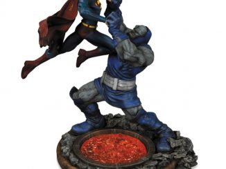 Superman Vs. Darkseid 2nd Edition Statue
