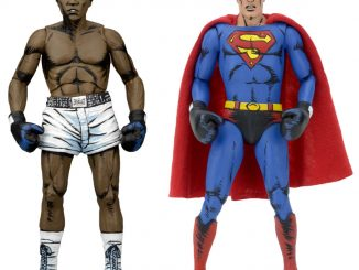 Superman vs Ali Action Figures