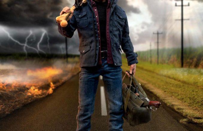 Supernatural Dean Winchester 1 6 Scale Figure
