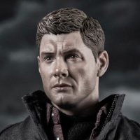 Supernatural Dean Winchester Figure Face
