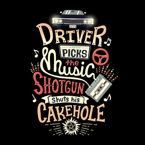 supernatural-driver-picks-the-music-shirt