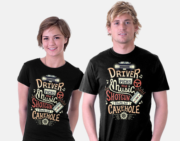supernatural-driver-picks-the-music-t-shirt