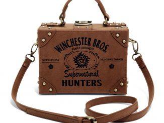 Supernatural Hunters Suitcase Bag