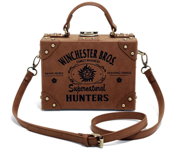 Supernatural Hunters Suitcase Bag