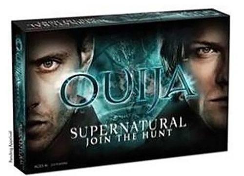 Supernatural Ouija Board