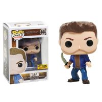 Supernatural Pop Television Dean With First Blade Vinyl Figure