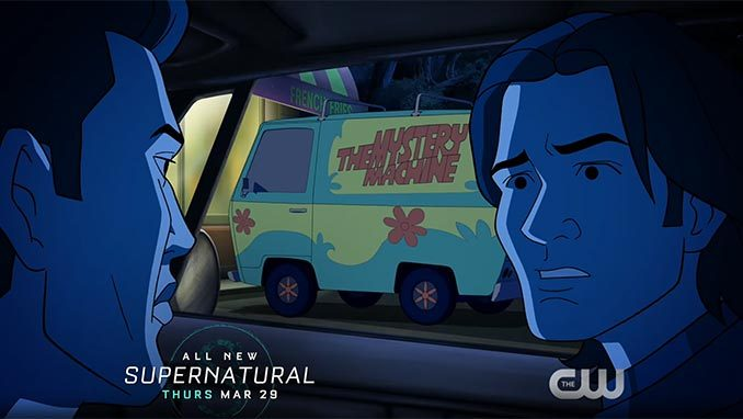 Supernatural Scooby-Doo ScoobyNatural Trailer