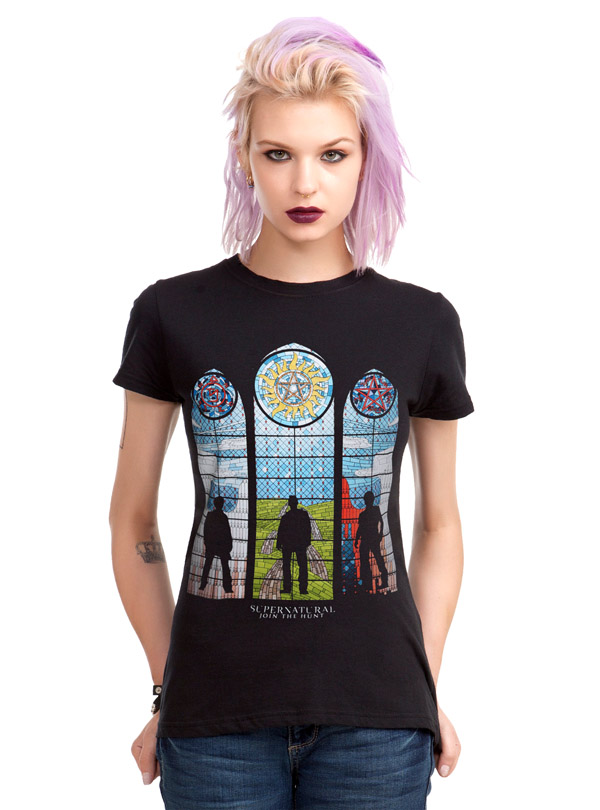 supernatural-stained-glass-girls-t-shirt