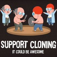 Support Cloning T-Shirt