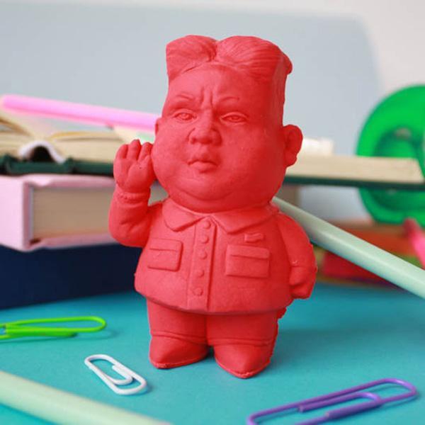 Supreme Leader Kim Jong-un Eraser