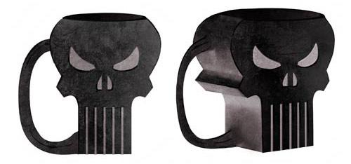 Surreal Entertainment Punisher Mug