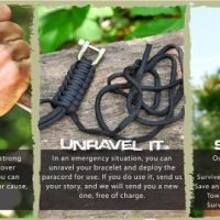 SurvivalStraps Bracelet