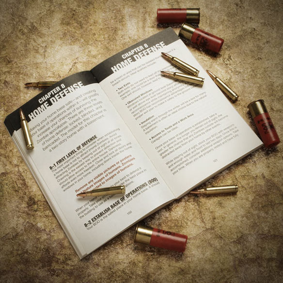 Surviving the Zombie Outbreak Book