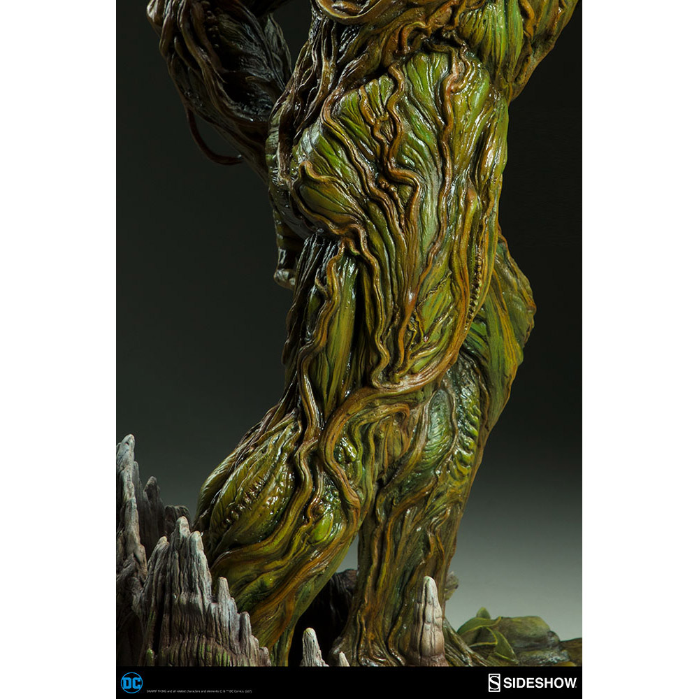 Swamp Thing Maquette