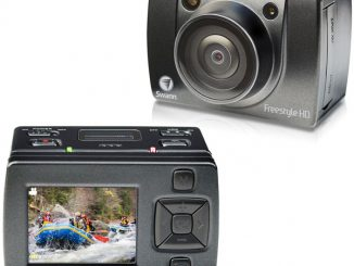 Swann Freestyle HD Wearable Action Video Camera with LCD Viewer
